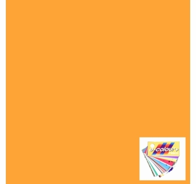 Rosco E Colour Chrome Orange 179 Gel Filter Sheet