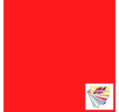 Rosco E Colour Fire 019 Lighting Gel Filter Sheet
