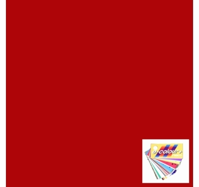 Rosco E Colour Plasa Red 029 Lighting Gel Filter Sheet