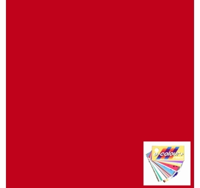 Rosco E Colour Primary Red 106 Gel Filter Sheet