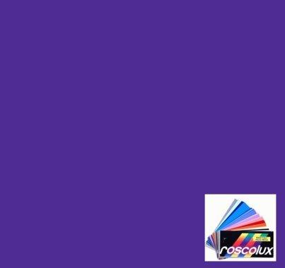"Rosco Fluorescent Sleeve E-Colour Deep Lavender 170  48"" fits T12 Lamp"