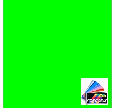 "Rosco Fluorescent Sleeve E-Colour Lime Green 088 48"" fits T12 Lamp"