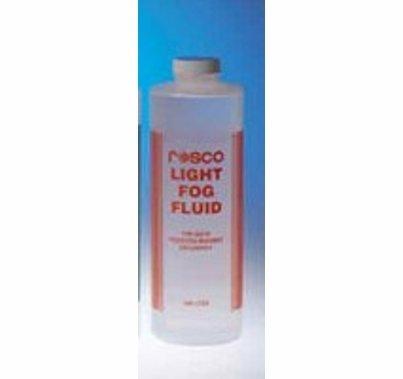 Rosco Light Fog Fluid, Liter,  200085000034