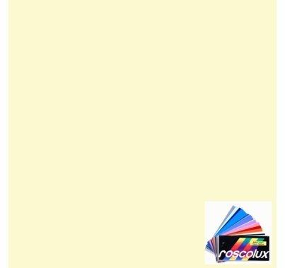"Rosco Roscolux 07 Pale Yellow Lighting Gel 20""x24"""