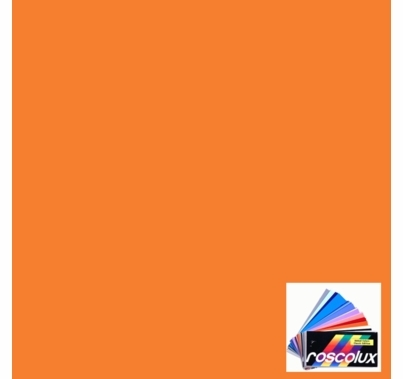 Rosco Roscolux 317 Apricot Gel Filter Sheet