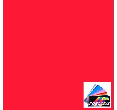 Rosco Roscolux 32 Medium Salmon Pink Gel Filter Sheet