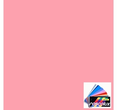 Rosco Roscolux 331 Shell Pink Gel Filter Sheet