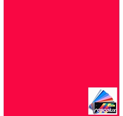 Rosco Roscolux 332 Cherry Rose Gel Filter Sheet