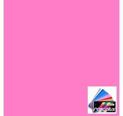 Rosco Roscolux 336 Billington Pink Gel Filter Sheet