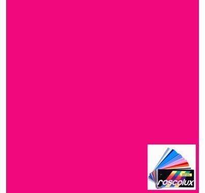 Rosco Roscolux 339 Broadway Pink Gel Filter Sheet