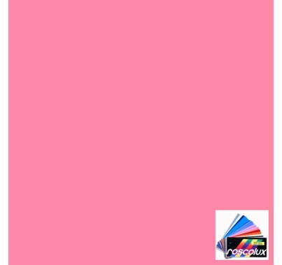 Rosco Roscolux 34 Flesh Pink Gel Filter Sheet