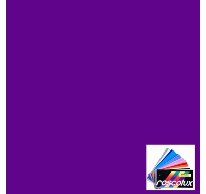 Rosco Roscolux 347 Belladonna Rose Gel Filter Sheet