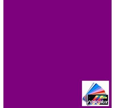Rosco Roscolux 348 Purple Jazz Gel Filter Sheet