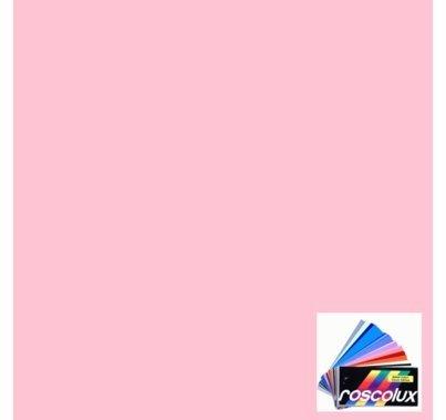Rosco Roscolux 35 Light Pink Gel Filter Sheet