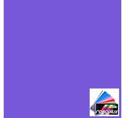 "Rosco Roscolux 355 Pale Violet Lighting Gel Filter Sheet 20""x24"""