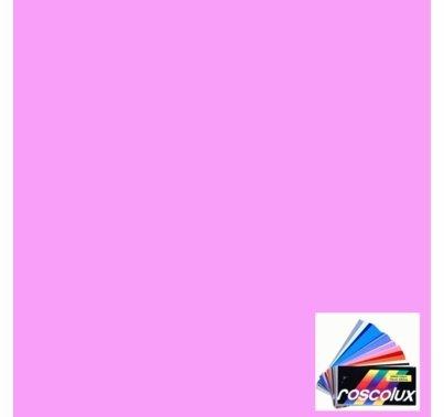 Rosco Roscolux 38 Light Rose Gel Filter Sheet