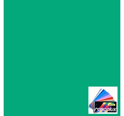 Rosco Roscolux 392 Pacific Green Gel Filter Sheet