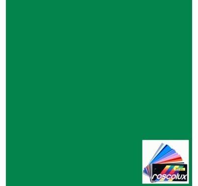 Rosco Roscolux 393 Emerald Green Gel Filter Sheet