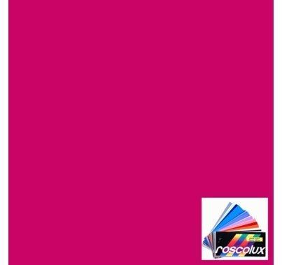 Rosco Roscolux 45 Rose Gel Filter Sheet