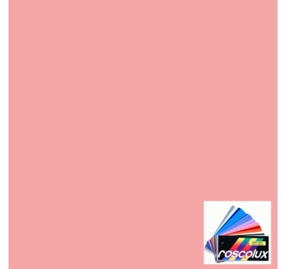 Rosco Roscolux 4630 Calcolor Red Lighting Gel Filter Sheet