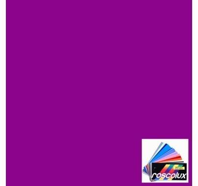 Rosco Roscolux 48 Rose Purple Gel Filter Sheet