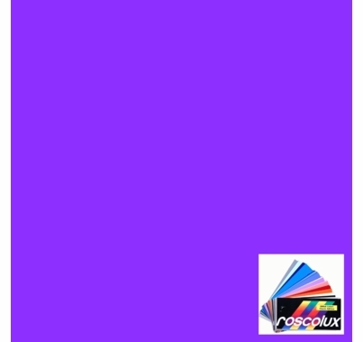 Rosco Roscolux 56 Gypsy Lavender Lighting Gel Filter Sheet