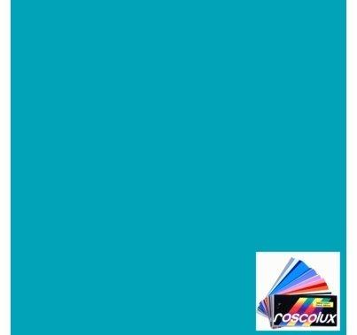 """Rosco Roscolux 73 Peacock Blue Lighting Gel Filter Sheet 20""""x24"""""""