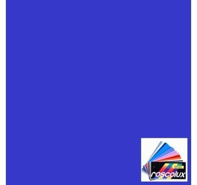 Rosco Roscolux  83 Medium Blue Gel Filter Sheet