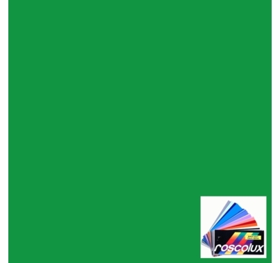"Rosco Roscolux 89 Moss Green Lighting Filter Gel Sheet 20""x24"""