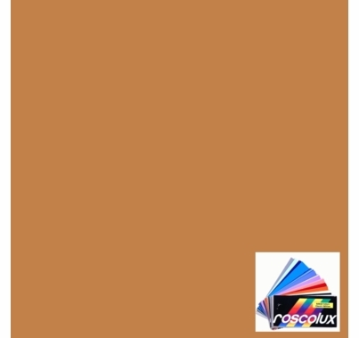 Rosco Roscolux 99 Chocolate Gel Filter Sheet