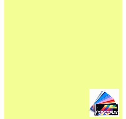 Rosco Roscolux CalColor 4515 Yellow 15 Gel Filter Sheet
