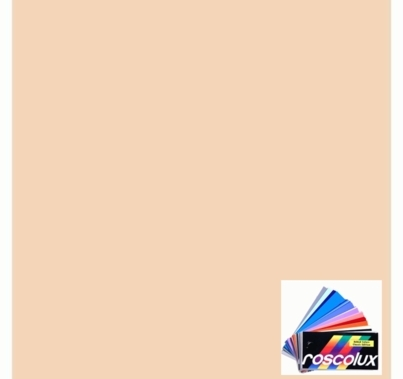 Rosco Roscolux Eighth Straw 3444 1/8 CTS Gel Sheet