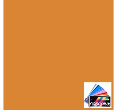 Rosco Roscolux Full Straw CTS 3441 Gel Sheet