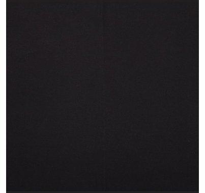 Studio Assets 6'x6' Black Muslin Fabric for PXB