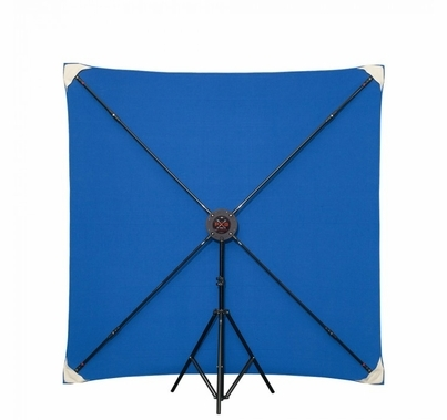 Studio Assets 6ft x 6ft PXB Pro Portable X-Frame BackDrop System