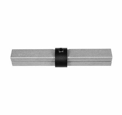 "The Light Source Mega-Quick Pipe Splice Internal  Coupler 1.5"" | Black"