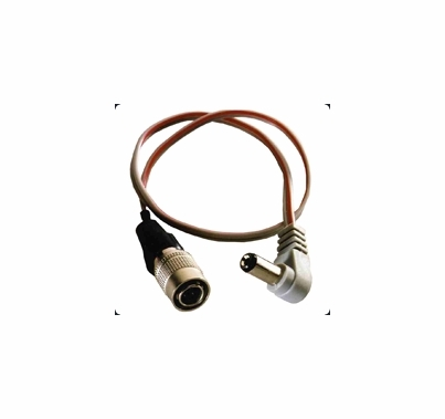 12 inch Hirose to right angle for Shure FP33, FP32A