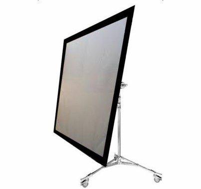 6x6 Frame Scarf  (set of 4)  w/ Bag