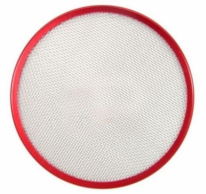 """7-1/4"""" Full Double Stainless Steel Diffusion Scrim"""