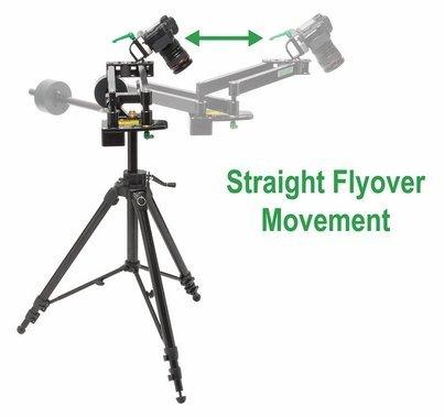 9.Solutions Camera C-Pan Arm w/ Tripod