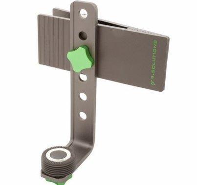 Action Camera Flat Clamp 9.XA1013