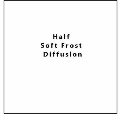 Advantage 20x20 Half Soft Frost  w/ Bag, M2020.68