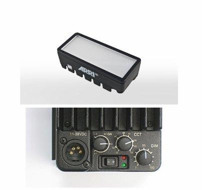 Arri H-1 Plus Hybrid LED / Tungsten AC Kit with Wheels, LK.0005565