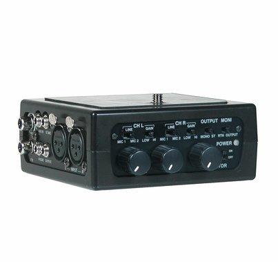 Azden FMX-DSLR Sound Mixer
