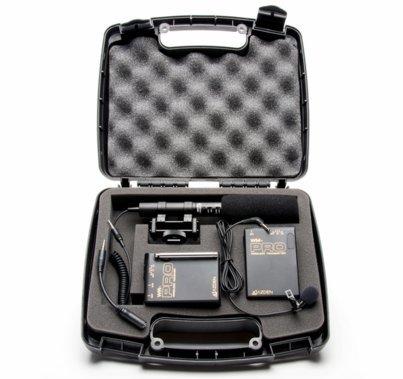 Azden WHD-PRO+i Wireless Mic System DSLR|Smartphones