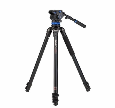 Benro S7 Video Tripod Kit Aluminum