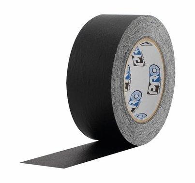 "Black Crepe Paper Tape 2"" x 60 yds  Pro 46"