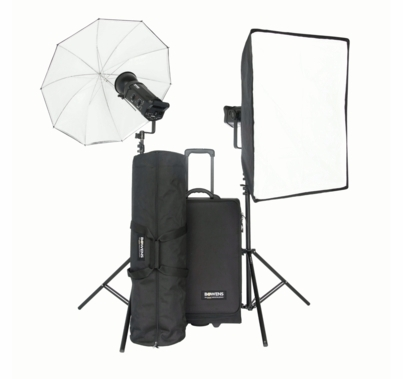 Bowens Gemini 750 Pro Flash Kit
