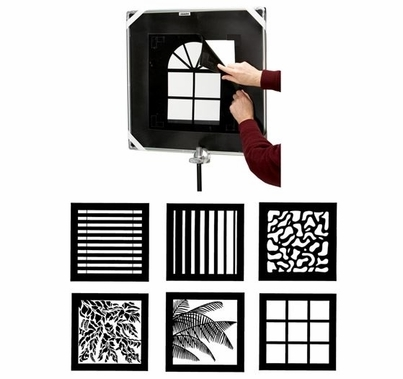 Chimera Micro Window Pattern Kit 5470 Series I