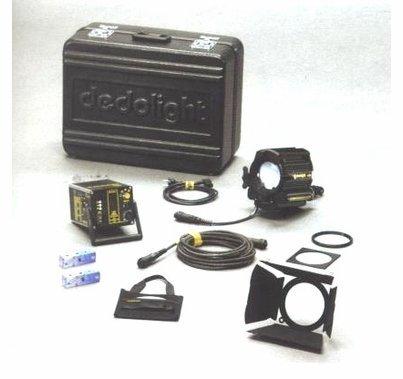 Dedolight k436 Standard 400w36v Halogen Kit